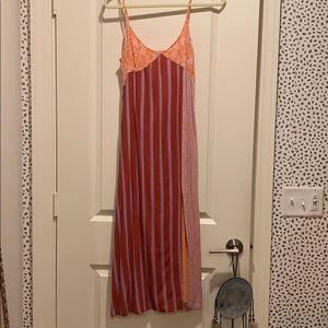 Urban outfitters size small maxi dress floral